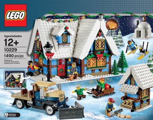 LEGO Creator Expert Winter Village Cottage 10229