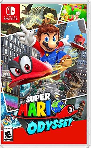 Super Mario Odyssey (Nintendo Switch) (Nintendo 64 Super Mario Brothers)