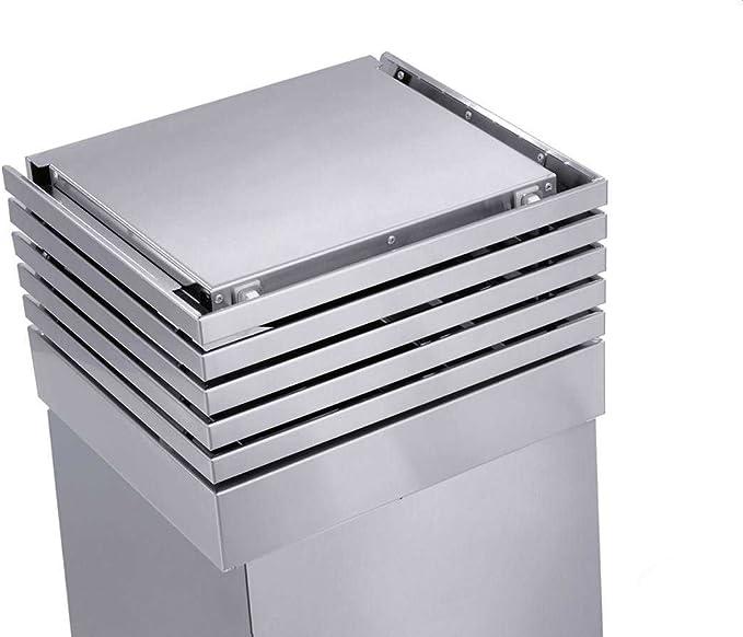 Oranier - Juego de 3 módulos de ventilación para pared: Amazon.es: Grandes electrodomésticos