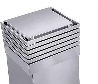 Juego de 3 módulos de recirculación de aire de Oranier para cocina, filtro de carbón: Amazon.es: Grandes electrodomésticos
