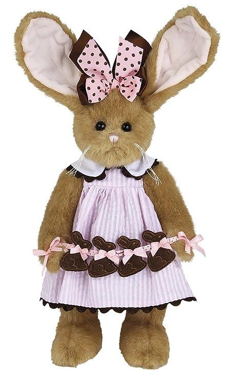 e9f08359563 Bearington Bitsy and Bunnies Dressed Bunny Rabbit Stuffed Animal Toy
