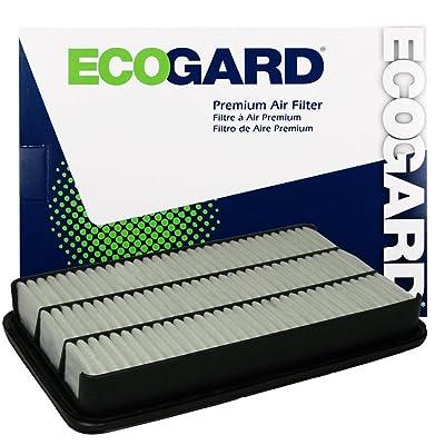 ECOGARD XA4690 Premium Engine Air Filter Fits Toyota Camry 2.2L 1992-2001, Avalon 3.0L 1995-2004, Camry 3.0L 1992-2001, Sienna 3.0L 1998-2003, Solara 3.0L 1999-2003, Solara 2.2L 1999-2001: Automotive