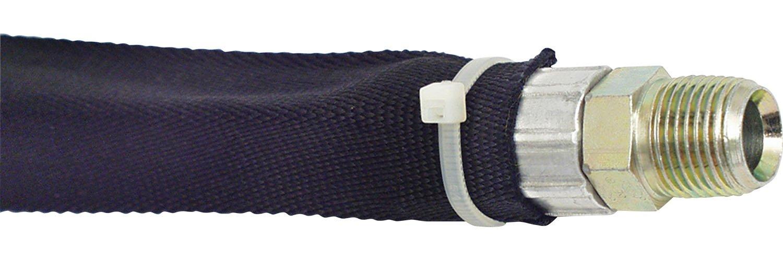 Apache 39020508 1.14'' ID x 15 -Feet, Nylon Protective Hose Sleeve by Apache
