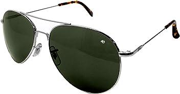 9fb65a4a73 ao eyewear general sunglasses 58mm green non-polarized optical glass lenses