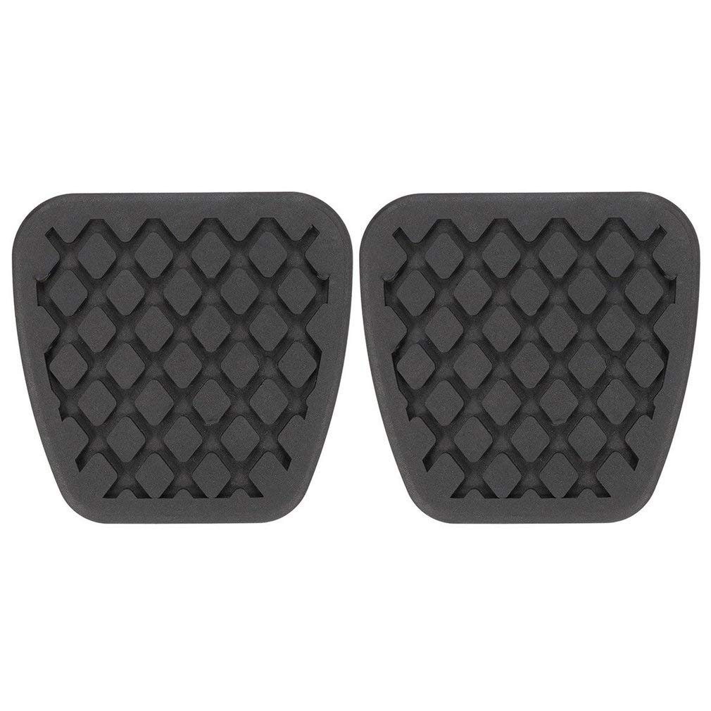 Brake Clutch Pedal Pad Rubber Cover For Honda Civic Accord CR V Acura 46545 S