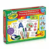 Crayola My First Preschool Readiness Kit, Art Supplies for Toddlers, for Girls and Boys, Gift for Boys and Girls, Kids, Ages 3, 4, 5,6 and Up, Holiday Gifting, Stocking Stuffers, Arts and Crafts