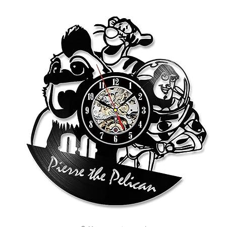 Creativos Toy Story Buzz Lightyear Tocadiscos Reloj bonitas ...