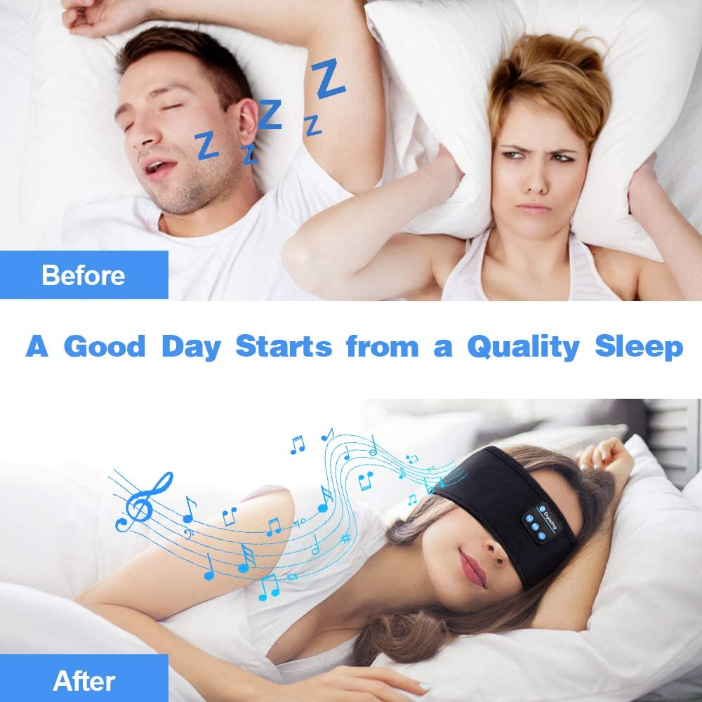 wireless headphone headband