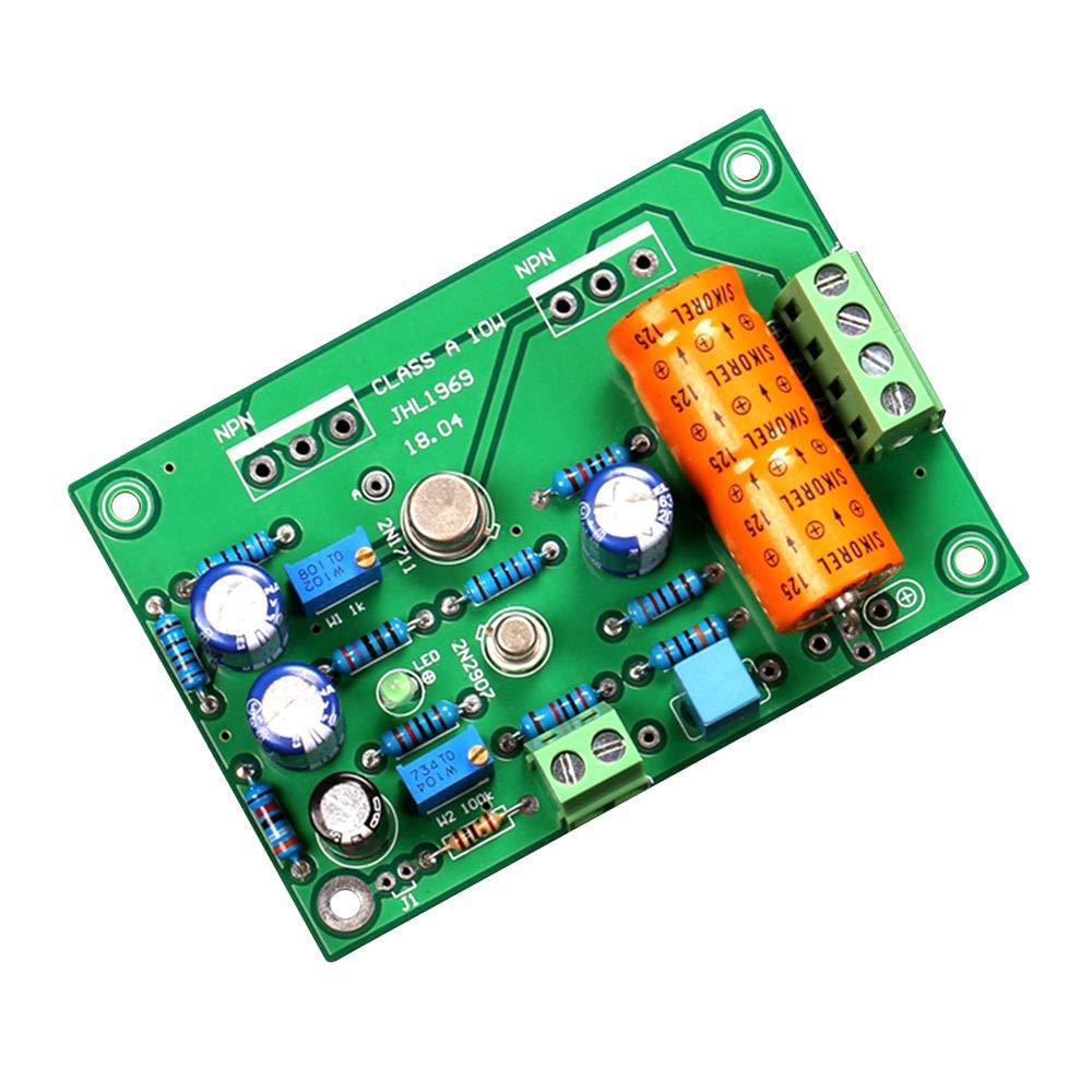 ModuleFly JHL1969 Audio Amplifier Board Amplificador Pure Class A Mono 10W Amplifier Board DC26V T0350: Amazon.com: Industrial & Scientific