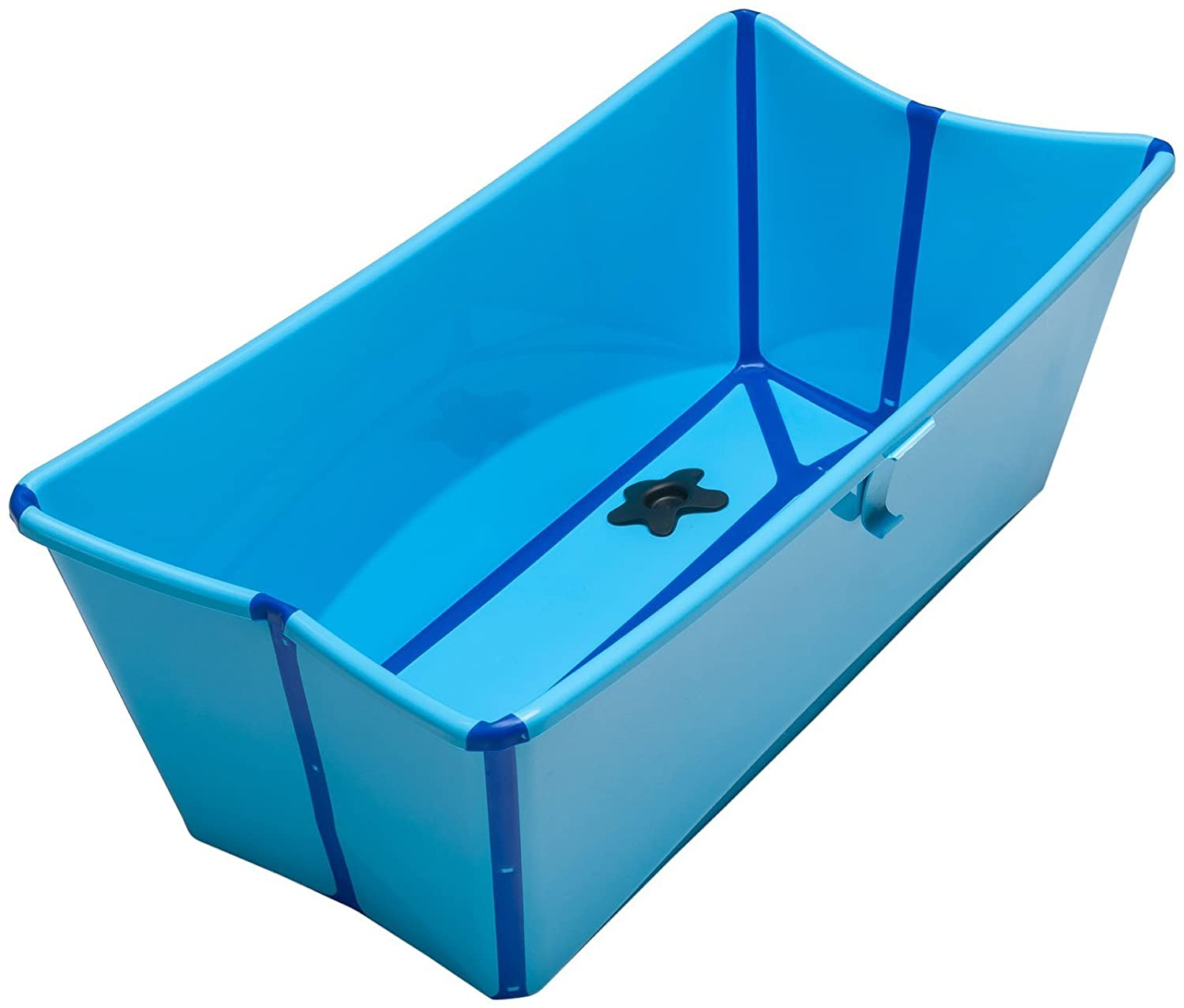 Amazon.com : Stokke Flexi Bath, Blue : Baby