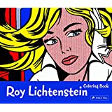 Roy Lichtenstein: Coloring Book (Colouring Books)
