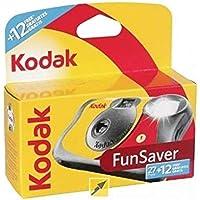Kodak FunSaver Wegwerpcamera 35 mm 27+12, Meerkleurig, 4 x 7,2 x 13 cm