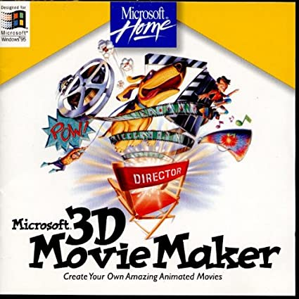amazon com microsoft 3d movie maker
