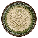 Celtic 8 Relief Patterned Celtic Knot Accent Plate BLESSINGS From Grasslands