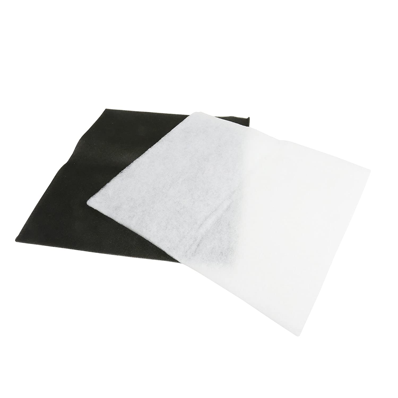 First4Spares - Filtro universal para grasa y olores de freidora profunda (1 par) cortar para Adapter: Amazon.es