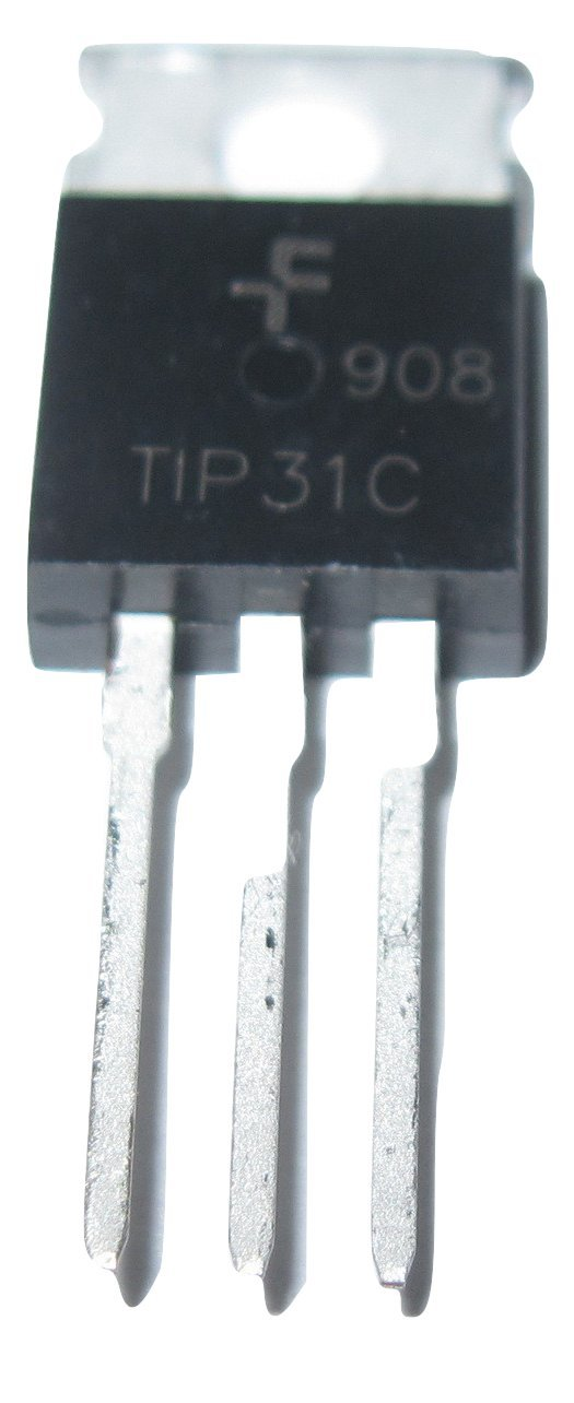 TIP31C Complementary Silicon Power Transistors 3A 100V TO220 Package 20 Pack