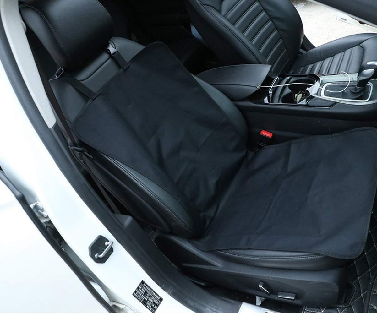 Auto Sitz Matte f/ür Hund // Katze Haustier Kind Baby /& Kleinkind Mittwoch Auto Sitzbezug Schwarz, 106x47CM // 41.7x 18.5IN