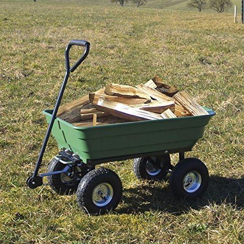 250 kg Gartenwagen GGW 250 G/üde mit Kippfunktion max