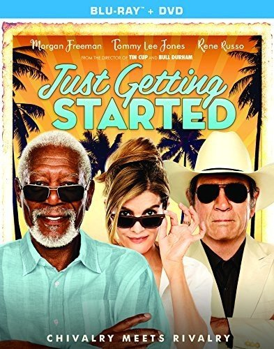 Blu-ray : Just Getting Started (With DVD, Widescreen, 2 Pack, Snap Case, 2PC)