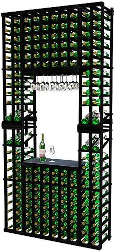Vintner Series Wine Rack Tasting Center