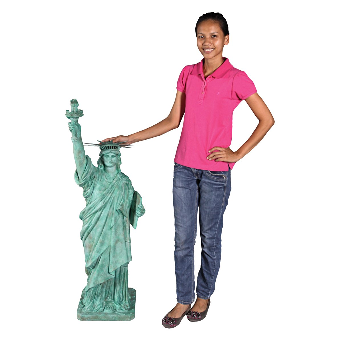 Design Toscano Liberty Enlightening The World Grand Scale Statue