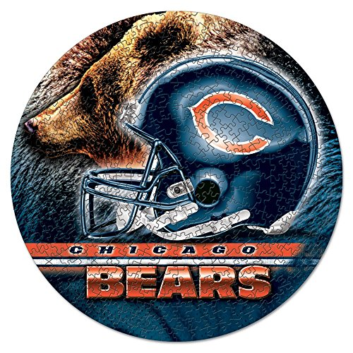 Wincraft NFL Chicago Bears Puzzle in Box (500 Piece)