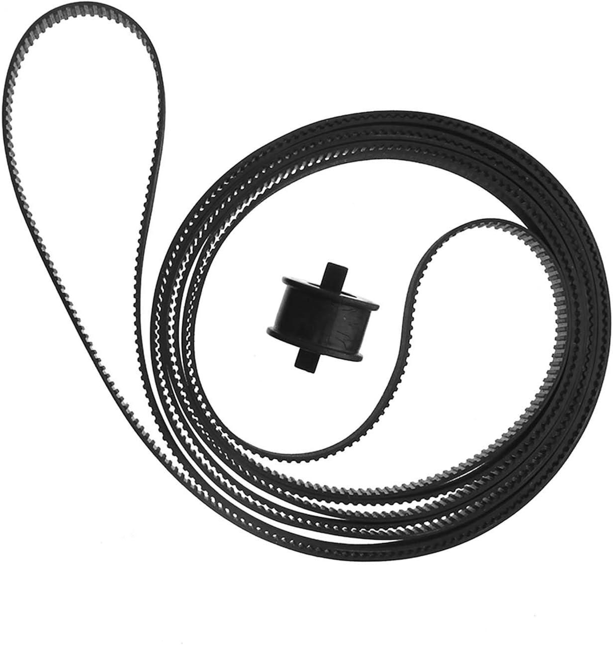 ENET - Cinturón de Repuesto para Carrito HP DesignJet 500 500PS 800 800PS C7769-60182: Amazon.es: Hogar