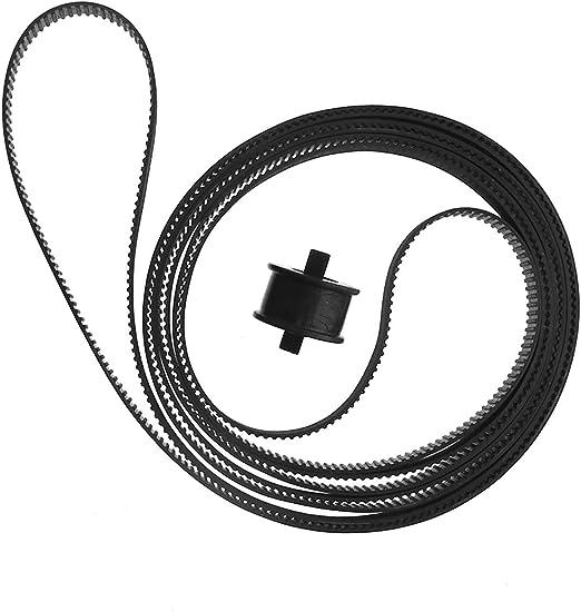 1 correa dentada para HP Designjet 500 500PS 800 800PS C7769-60182.: Amazon.es: Bricolaje y herramientas