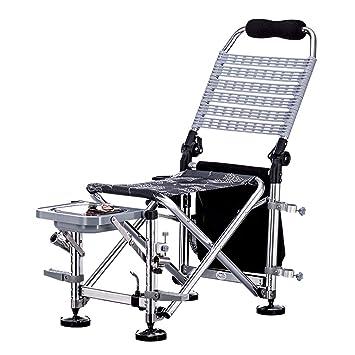 Amazon.com : Chairs Fishing Fishing Bowl with Bait Multifunctional ...