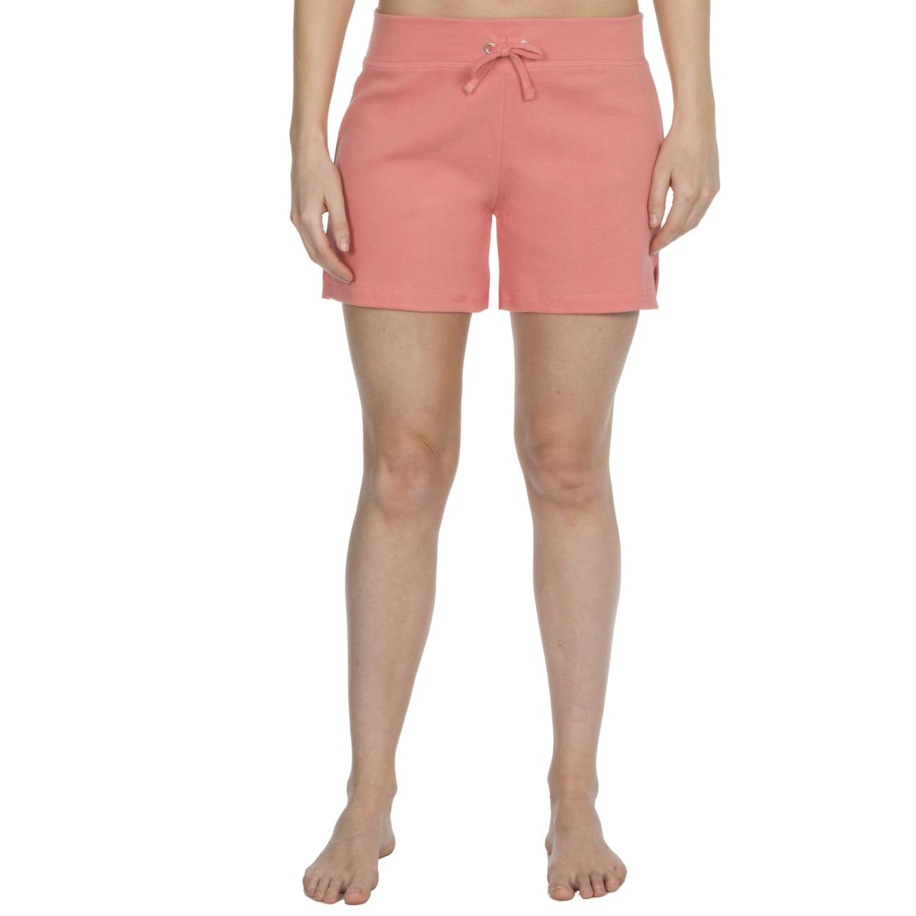 23f3e2c276b3 Label your Love Womens Colourful Jesey Cotton Hot Pant Summer Shorts larger  image