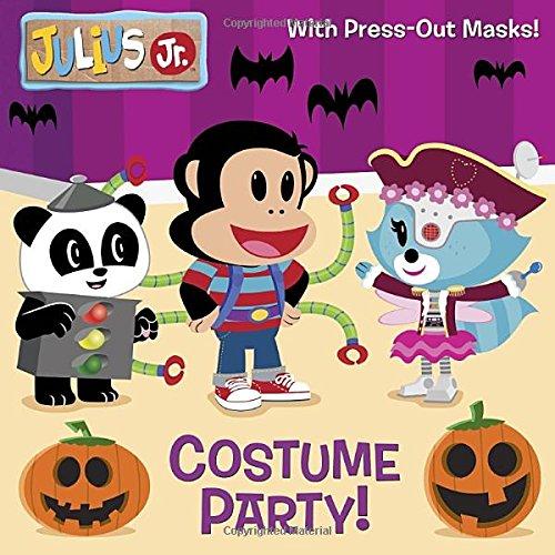 Costume Party! (Julius Jr.) (Pictureback(R)) -