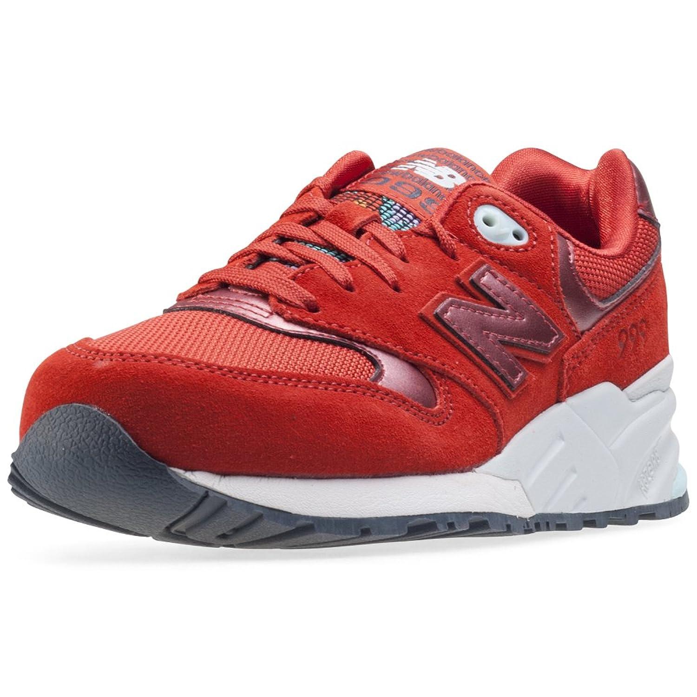 Calzado deportivo para mujer color Rojo marca NEW BALANCE modelo Calzado Deportivo