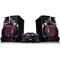 Mini System CM9960 XBoom Pro, 4100W, Função DJ, Multi Bluetooth, NFC, TV Sound Sync, LG, 2214683