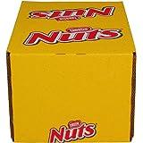 Nestle Deutschland AG: Nuts - Choco Cash - 1 Karton mit 24 Stück à 42 gr