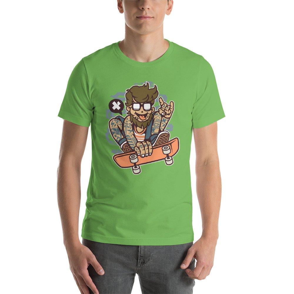DR-MASTERMIND Short-Sleeve Unisex T-Shirt