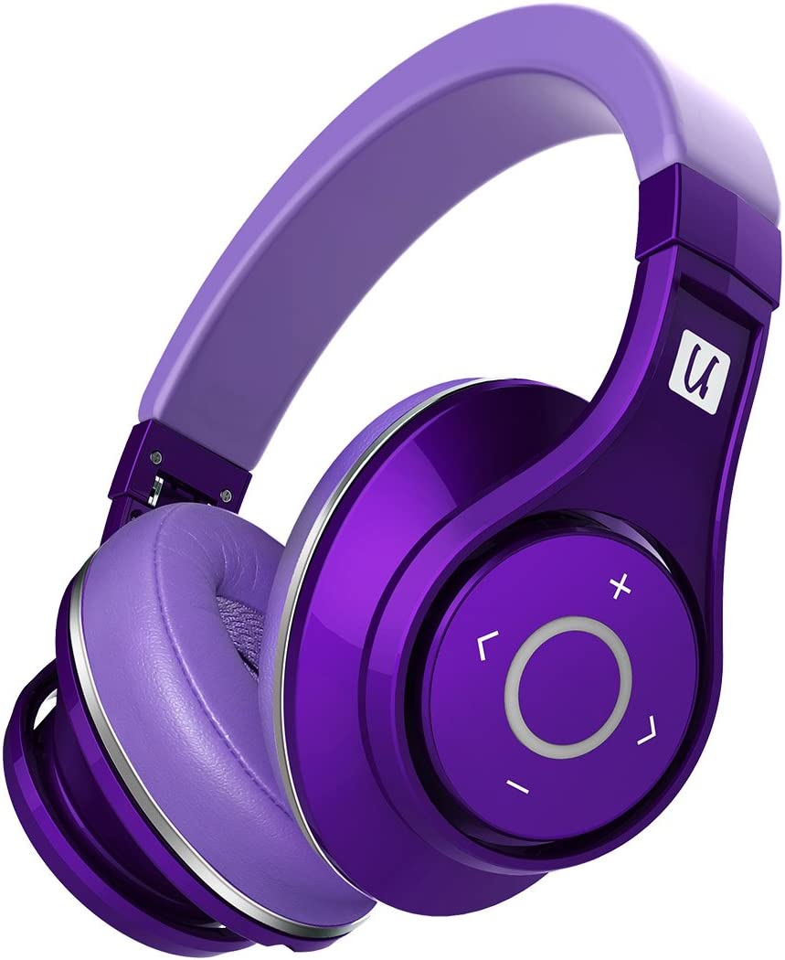 Bluedio Bluetooth Wireless Headphone Purple Bluedio UFO