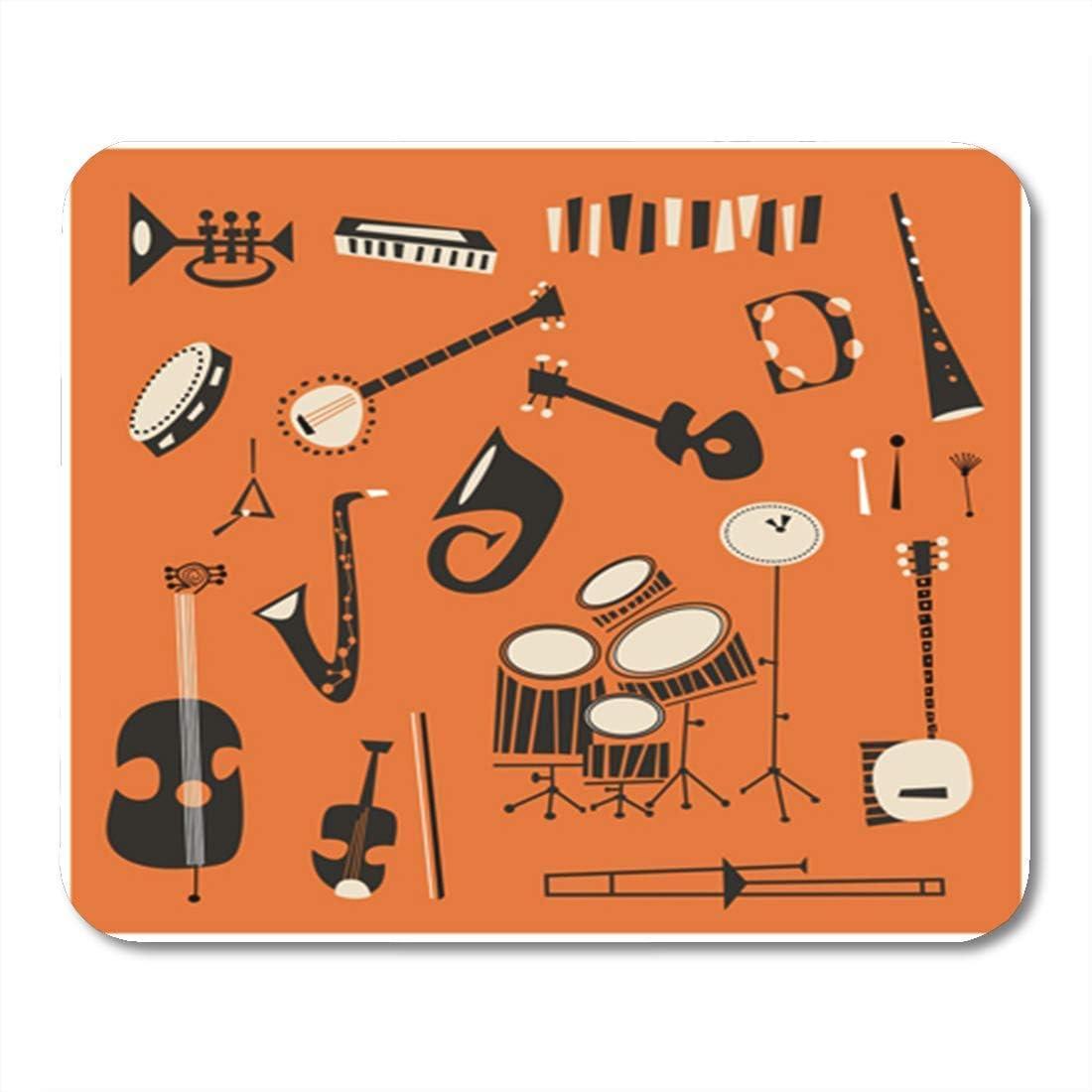 Luancrop Violín Jazz Instrumentos Guitarra Piano Banjo Festival ...