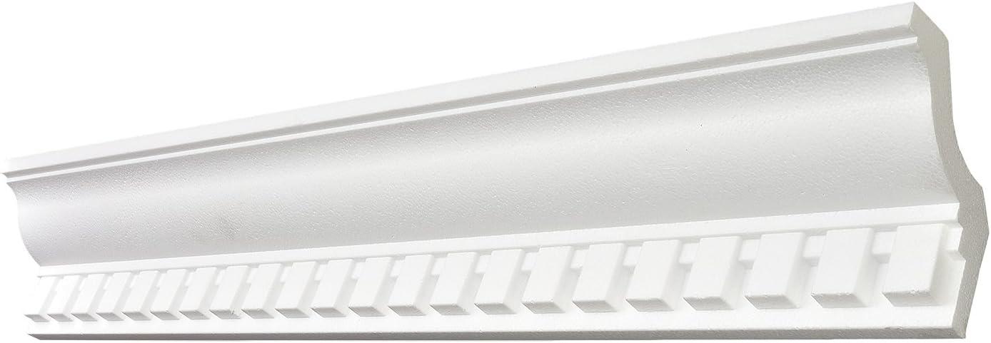 70 x 80 mm longueur 2 m Decosa Moulure G32 Nadine PRIX SPECIAL LOT de 10 pi/èces