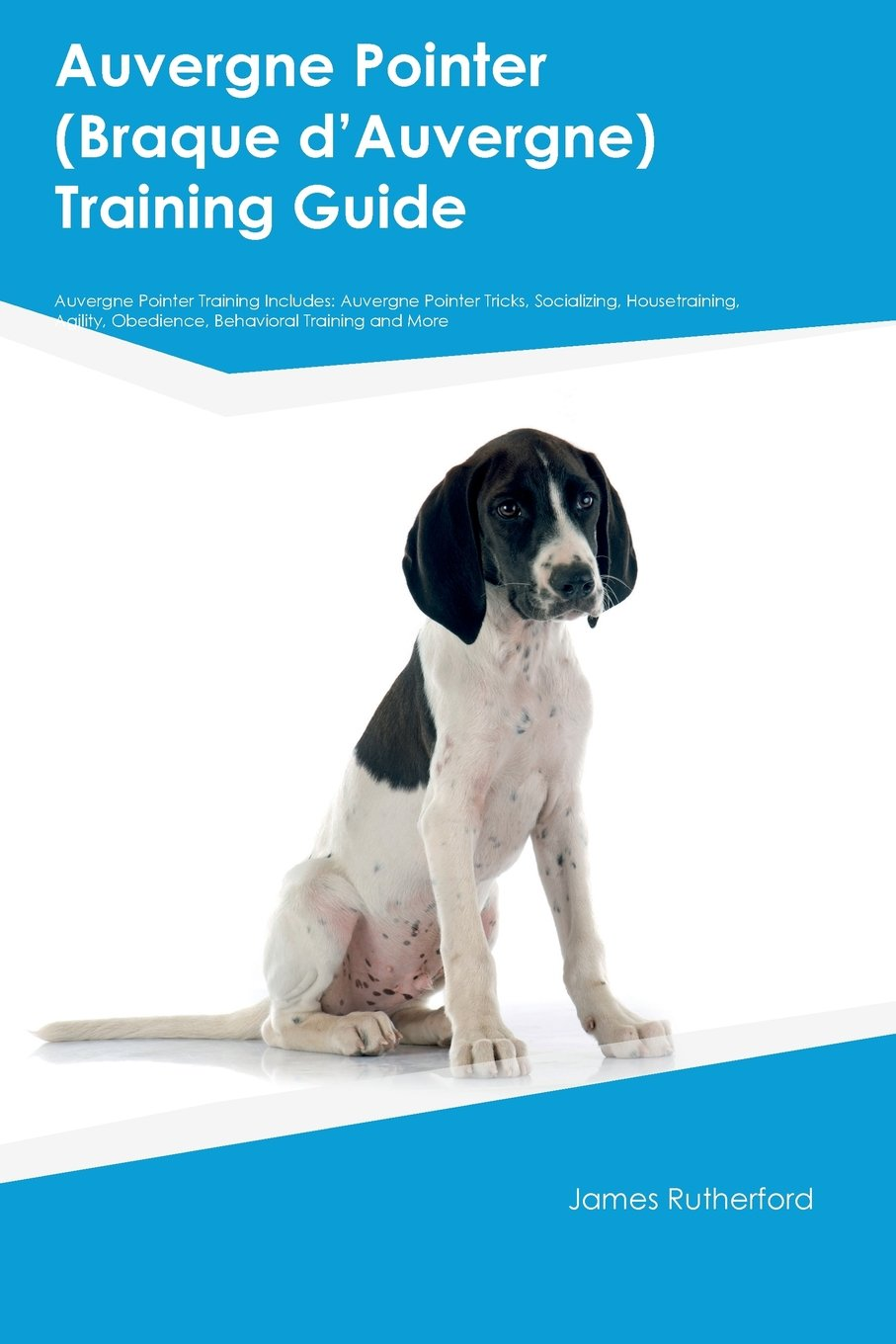 Auvergne Pointer (Braque dÆAuvergne) Training Guide Auvergne Pointer Training Includes: Auvergne Pointer Tricks, Socializing, Housetraining, Agility, Obedience, Behavioral Training and More PDF