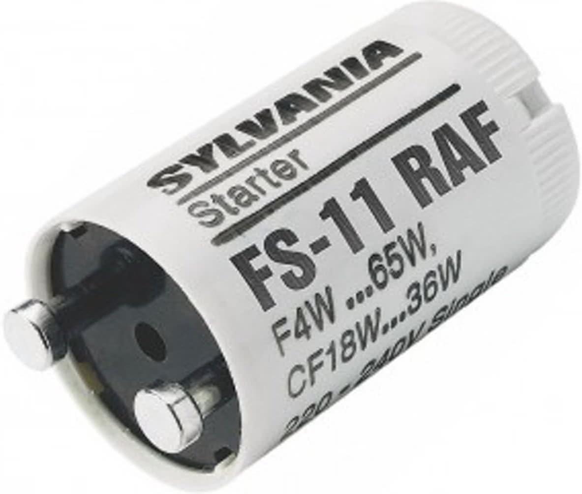 2X-Fluorescent-Light-Starter 65 W-Tube-Starter-Switch