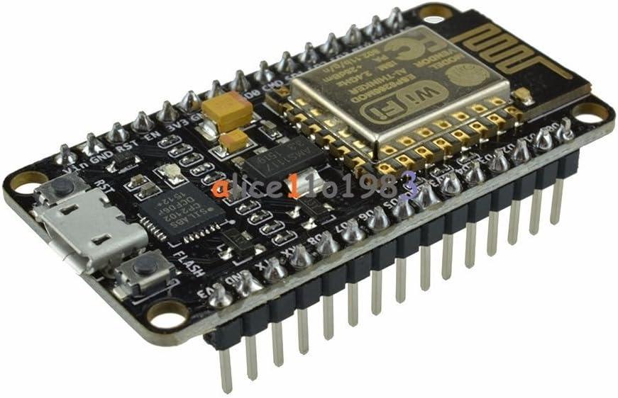 WALLER PAA NodeMcu Lua WIFI Internet Things development board based ESP8266 CP2102 module