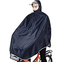 sorliva Resistente al Viento con Capucha - Chubasquero Poncho para Bicicleta y Ciclismo, Resistente al Viento con…