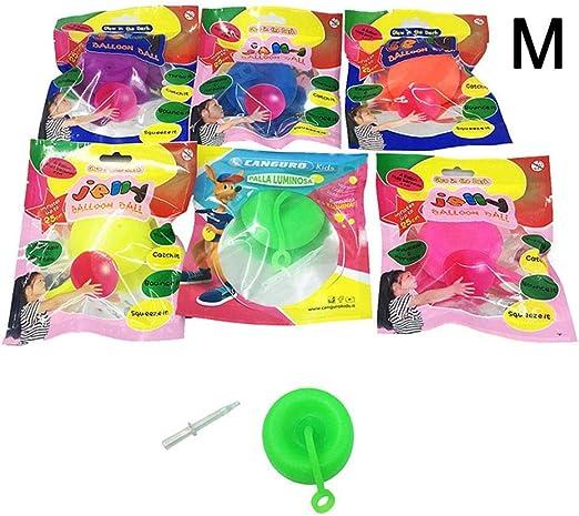Juman634 Bubble Ball Juguete de Pelota Inflable de Gran tamaño TPR ...