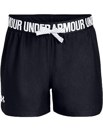 d15d58e31 Under Armour Play Up, Pantalones cortos para niñas