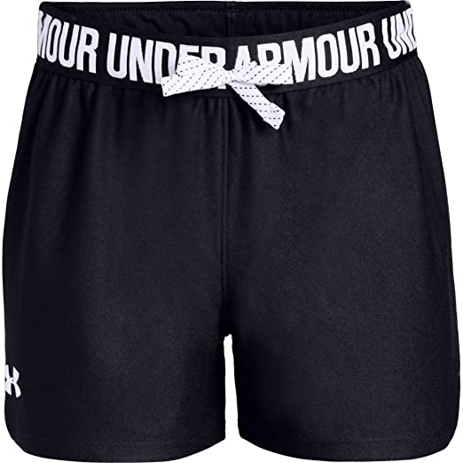36252385f8ea33 Amazon.com: Under Armour Girls' Play Up Short: Clothing
