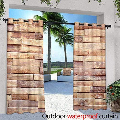 Lightly Indoor/Outdoor Single Panel Print Window Curtain,Lamps and Chandeliers for Interior Design,W96 x L96 Outdoor Curtain Waterproof Rustproof Grommet Drape
