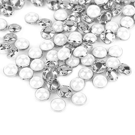 Botones de perlas imitación perlas de moda Artificial Pearl ...