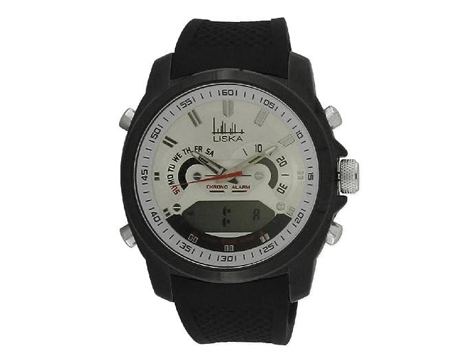 LISKA LW1074-2 Liska LW1074-2 reloj de hombre HOMBRE