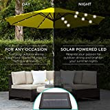 Best Choice Products 10ft Solar LED Lighted Patio