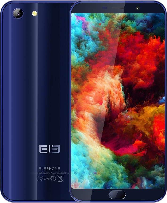 Elephone S7 4G LTE Smartphone de 5.5 Pulgadas Teléfono Portátil ...